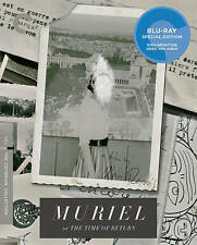 Muriel, or The Time of Return (The Criterion Collection) [Blu-ray] New DVD! Ship