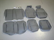 1994-1996 Ford Mustang GT Convertible Front Rear Upholstery Opal Grey
