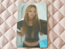 (ver. Hyoyeon) Girls' Generation SNSD 3rd Album The Boys Photocard KPOP