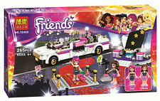 Friends Series: 10405  Pop Star Limo building block fit toys lego new in bags
