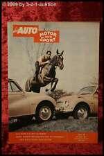 AMS Auto Motor Sport 9/57 DKW 3=6 Saxomat GP Wagen Syrakus