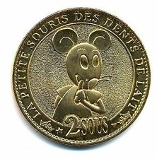 59 MOUVAUX La petite souris des dents de lait, 2 sous, 2012, Arthus-Bertrand