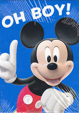 Party Invitations DISNEY MICKEY MOUSE 8 Pk Cards Birthday Supplies S2-U
