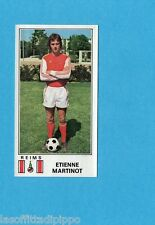 FRANCIA-FOOTBALL 77-PANINI-Figurina n.271- MARTINOT - REIMS -Rec
