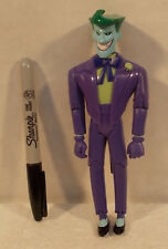"Batman Animated JLU DC Quick Europe Fast Food 7"" The Joker Articulated Figure"