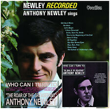 Anthony Newley - Newley Recorded & Who Can I Turn To? - CDLK4515