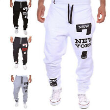 Men's Jogger Dance Sportwear Baggy Casual Pants Trousers Sweatpants Sport Auctio