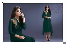 Trendy Western Georgette embroidary work Kurti