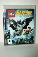 LEGO BATMAN IL VIDEOGIOCO USATO BUONO SONY PS3 EDIZIONE ITALIANA PAL FR1 44248