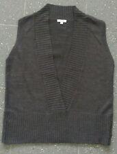 JOY Westover Pullunder Weste Wollmischung Grau Gr 40/42