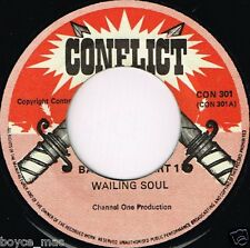 "conflict 7"" : WAILING SOULS-back out   (hear)"