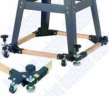 Stationery Mobile Machine Tool Base Table Saw Mover Caster Moving Leg Stand