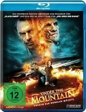 Under the Mountain - Vulkan der dunklen Mächte ( Familienfilm Blu-Ray ) Sam Neil