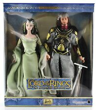 New In Box MATTEL The Lord Of The Rings The Return Of The King Collectible Dolls