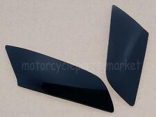 Motorcycle Black Headlight Lense Cover Shield For Honda CBR600RR 2007-2012 2008