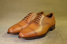 MEERMIN Mallorca:classic collection welted cap toe punched oxford 9UK