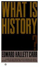 What Is History? by Edward Hallet Carr and Edward Hallett Carr (1967, Paperback)