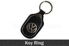 VW Volkswagen Leather Key Ring Key chain Key fob Keyring Keychain Keyfob