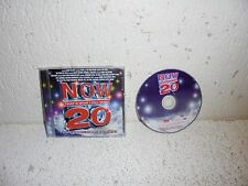 Now That's What I Call Music! 20 Compilation CD Compact Disc Ludacris Bow Wow