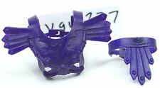 MOTU, Skeletor figure Belt & Armor, Harness, Taiwan, Masters of the Universe