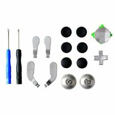 Replacement Thumbsticks Mod Buttons 16pcs Kit for Xbox One Elite Controller - UK