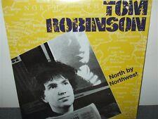 Tom Robinson . North By Northwest . Shrink Wrap . LP