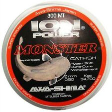 AWA'S (AWA-SHIMA) ION POWER MONSTER 300mt. 0.70 fishing line monofilament