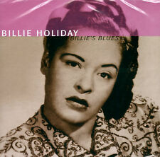 BILLIE HOLIDAY-Billies Blues, Strange Fruit,God Bless The Child,Loverman. ++ NEW