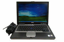 Dell Latitude D620 Laptop Dual Core 2GB Ram 80GB HDD Wireless XP Pro Xmas Gift!