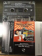 Steve Pistorius and the Mahogany Hall Stompers Kiss Me Sweet rare cassette NM