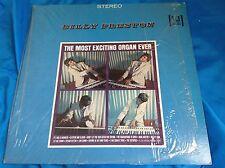 In Shrink OG 1965 Rhythm & Blues LP : Billy Preston ~  Most Exciting Organ Ever