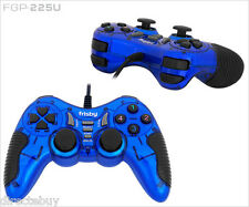 Frisby Dual Action PS3 & Notebook Desktop PC Laptop USB Gamepad Game Controller