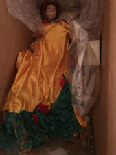 Franklin Mint  Gone With The Wind Belle Watling Heirloom Doll With COA