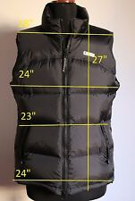 PINEWOOD  size L down vest  womenjacket black
