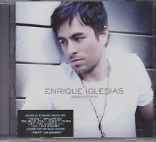ENRIQUE IGLESIAS - GREATEST HITS - CD - NEW -