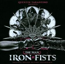 Man With the Iron Fists 2012 EXLIBRARY
