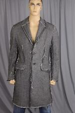 Authentic D&G BY Dolce & Gabbana winter wool coat US 42 Large IT52 Made in Italy