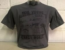 Neil Young Zuma 'charcoal' T-Shirt