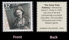 US 3182c Celebrate the Century 1900s The Great Train Robbery 32c single MNH 1998