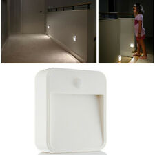 Home Motion Sensor Led Night Light Wireless Battery Powered Baby Kids Bathroom