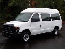 2008 Ford E-Series Van E250 9-PASSENGER HIGHTOP CONVERSION HANDICAP VAN!
