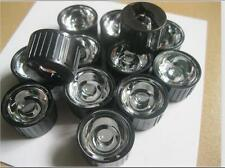Quality 10pcs 30 degree led Lens for 1W 3W 5W Hight Power LED with holder PL