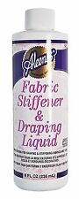 Aleene's Fabric Stiffener and Draping Liquid