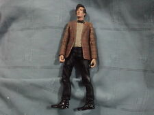 11TH DOCTOR WHO FIGURE 5 INCH SERIES MATT SMITH TWEED JACKET CHRISTMAS CAROL