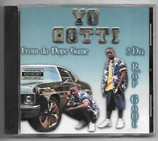 Yo Gotti - From Da Dope Game 2 Da Rap Game * 1999 * Memphis * RARE * OOP