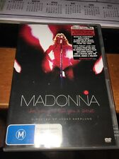 Madonna - I'm Going To Tell You A Secret (DVD & CD) (DVD, 2006) VGC ALL Regions
