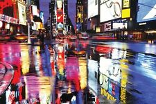 Times Square Colours - New York - Manhattan - Brand New Maxi Poster