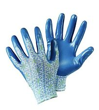 Briers Seed & Weed ladies gardening gloves Moroccan Tile for fine control