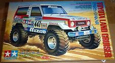 TAMIYA VINTAGE TOYOTA LAND CRUISER PARIS-DAKAR 1/32 19012 Model Car Mountain