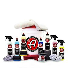 Adam's Essentials Complete Car Detailing Kit K002